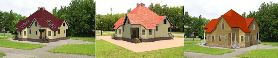 Строим дома коттеджи дачи